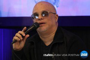 Nelson Arrieta relanza su sencillo «Baila pegado conmigo»