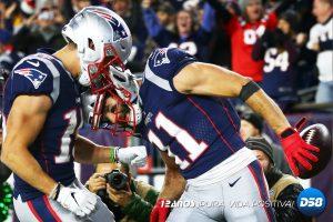 NFL: Gostkowski y los Patriots quitan el invicto a los Chiefs
