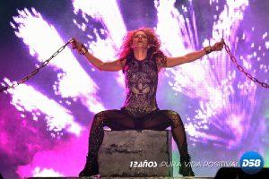 Shakira inicia tramo latinoamericano de su gira «El Dorado»
