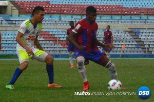 AC2FútVe: Titanes no puede pasar del empate en casa ante Ureña
