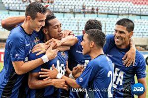 Copa Venezuela: Zulia FC doblegó a Zamora 2-0 por la ida de Semifinales