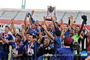 ¡Zulia FC es Campeón de la Copa Venezuela 2018!
