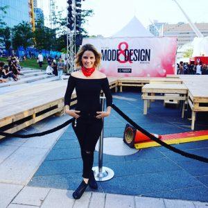 Venezolana conocedora de la alta costura se posiciona en el asesoramiento de imagen en Canadá