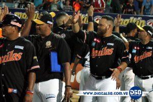 LVBP: Águilas consigue su segunda victoria al hilo frente a Bravos