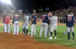 LVBP: Segunda derrota en fila de Águilas ante Tigres en Maracaibo