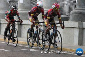 Gobernación de Miranda dominó Clásico Ciclístico Virgen de Chiquinquirá Copa 90 minutos
