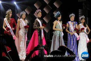 Con un regreso Sensacional coronan a las reinas de la Feria de la Chinita