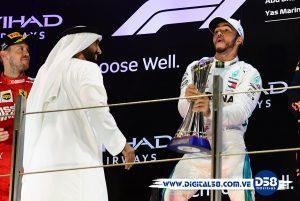 Hamilton gana el Gran Premio de Abu Dabi de Fórmula 1, la última carrera de Alonso