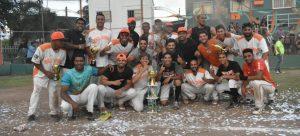 Falcons campeón de la Liga Argentina de Béisbol