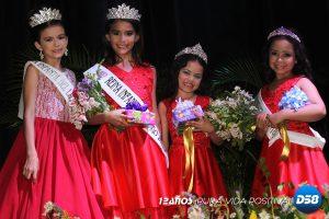 Feria Infantil del Lago tiene nuevas reinas