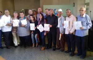 Maracaibo: entregan reconocimientos a gaiteros destacados