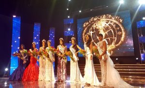 Brenda Suárez se corona como Miss Intercontinental Venezuela