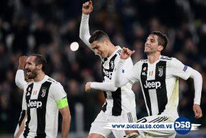 La Juventus se mete en octavos de «Champions» y despide al Valencia