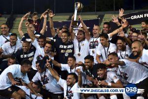 FútVe: Hernández le da título del Clausura a Lara que clasifica a Libertadores