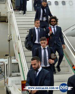El Real Madrid viaja a Roma con cinco bajas y el regreso de Mariano
