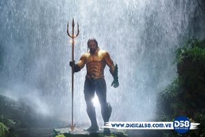 «Aquaman» alcanza la cima de la taquilla norteamericana