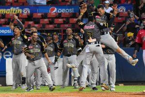 LVBP: Isaías Tejeda sacó las garras en la remontada de Leones