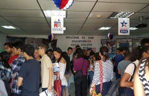Cevaz y EducationUSA realizan una Feria de Universidades en Cabimas