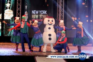 Christmas Fashion Show cautivó en el «Bellas Artes»