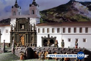 Tradición del «Pase del Niño Viajero», objeto de exposición en Presidencia de Ecuador