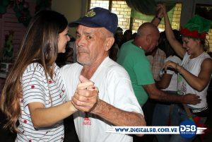 Adultos mayores del INNAS Zulia recibieron su acostumbrada parranda de fin de año