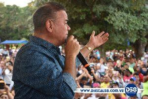 Valledupar vibró con «El Trueno» de Iván Villazón y Saúl Lallemand