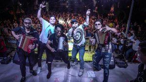 Grupo Kvrass, representará a Colombia en el Festival Viña del Mar