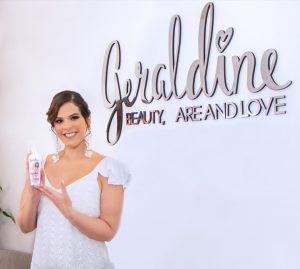 Maquillarte la Escuela lanza su línea de productos «Geraldine Beauty Line»