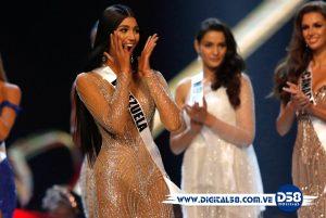 Sthefany Gutiérrez: otra vez el Miss Universo nos logró unir