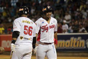 LVBP: Anthony Santander sigue dando alegrías a los Tigres