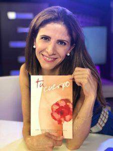 Sofía Herrera Mendoza presenta su libro «Tu cuerpo»