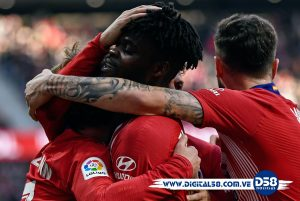 #LaLiga: Atlético derrota al Getafe por 2-0 y presiona al líder