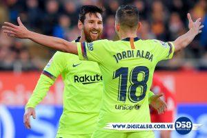 #LaLiga: Barcelona cumple ante el Girona y conserva ventaja con el Atlético