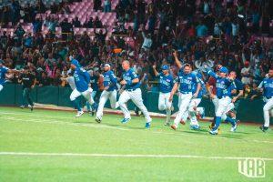 Cangrejeros de Santurce Campeones de Puerto Rico