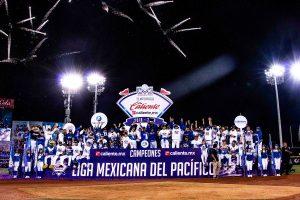 ¡Charros de Jalisco, Campeones de la LMP!