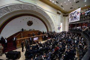 El Parlamento venezolano se declara «en emergencia» por jura de Maduro