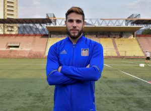 #LigaFútVe: Daniel Febles reforzará la artillería granate