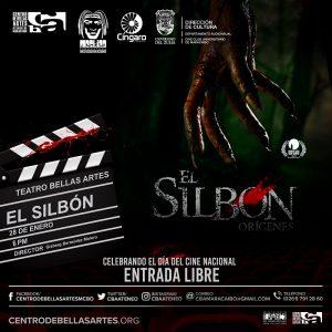 «El Silbón: Orígenes», llega al teatro Bellas Artes en el día del Cine Nacional