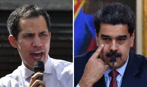 Venezuela se debaten entre «dos presidentes»