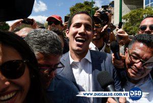 Guaidó agradece a Europa por ultimátum para «elecciones libres»