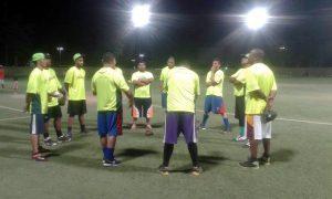 Guanteño Soy inició preparación