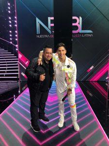 Venezolano Leo Herrera destaca en el área del management musical dentro y fuera del país