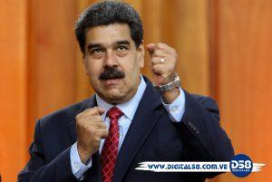 Maduro dice que la posición de Sánchez le puso «en el trasero» de Trump