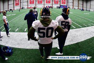 #NFL: Rams comienzan plan de trabajo y estrategia para enfrentar a Patriots