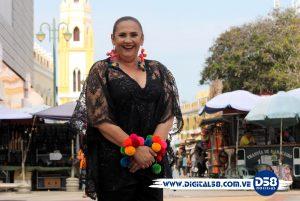 Roberta De Blasio refresca los concursos de belleza