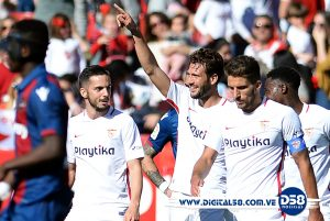 LaLiga: Goleada del Sevilla