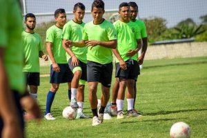 Reserva de Zamora FC calienta motores