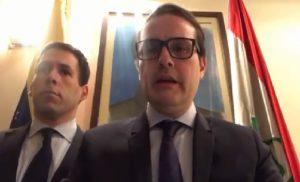 Embajador de Venezuela en Irak se aparta de Maduro y reconoce a Guaidó