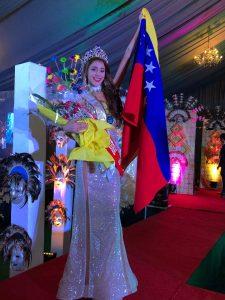 Venezolana Dayaryth García se corona como Litte & Teen Glam Internacional 2019