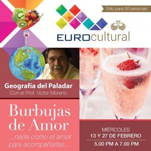 Vive la experiencia «Geografía del Paladar con Burbujas de Amor» en Eurobuilding Hotel & Suites Caracas